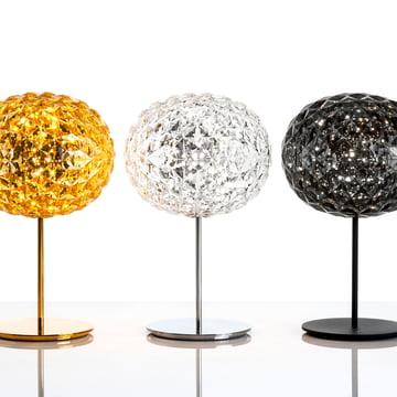 Planet LED-bordlampe med fod