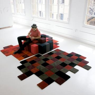 Do-Lo-Rez tæppe fra nanimarquina