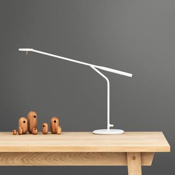 Flow bordlampe med Little Bird