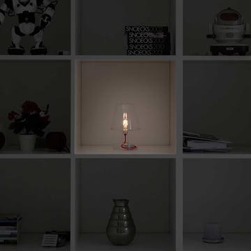 Transloetje bordlampe fra Fatboy
