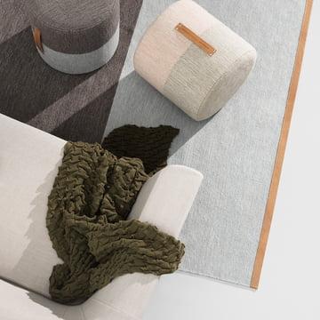 Design House Stockholm – Fields tæppe