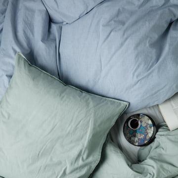 Hush sengetøj og Coupled bakke fra ferm LIVING