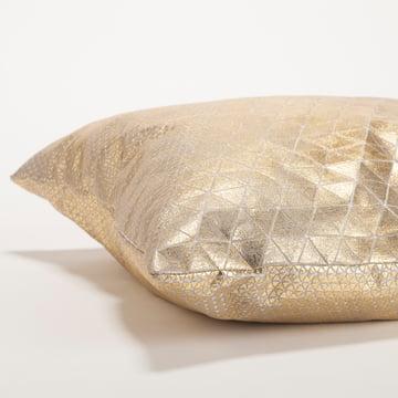 Mika Barr - Bling pudebetræk, 50 x 50 cm, guld