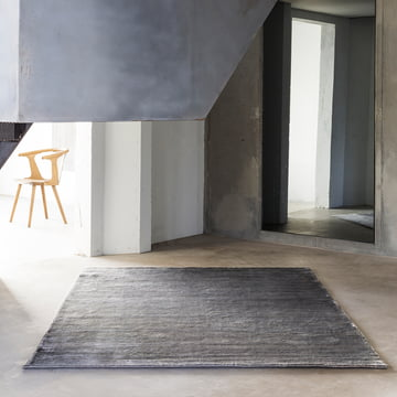 Massimo – Bamboo tæppe placeret som dekorativt indslag i et rum