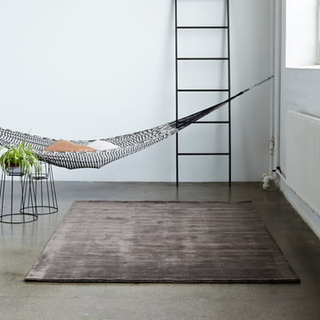 Massimo – Earth Bamboo tæppet i et rum