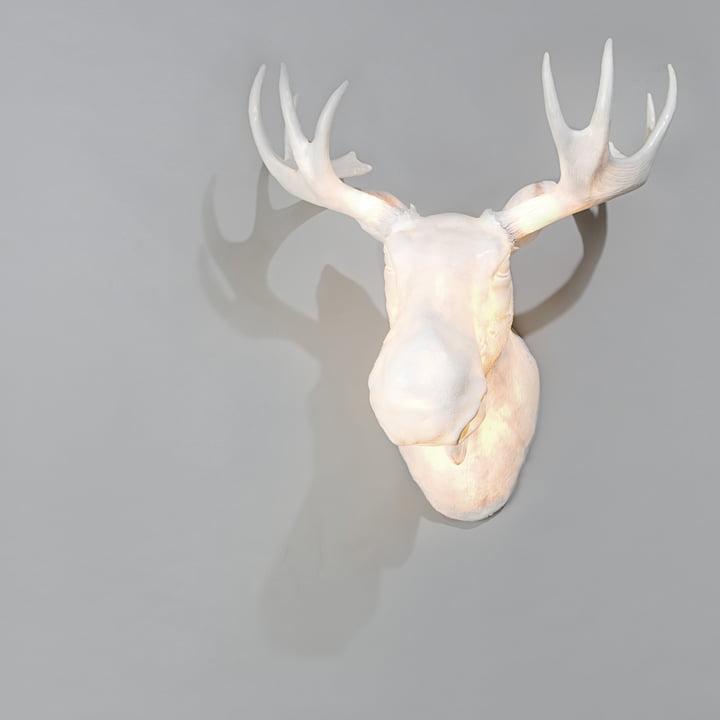 northernlighting – Moo væglampe, hvid