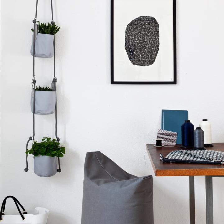 Trimm Copenhagen – Vertical Flowerpots