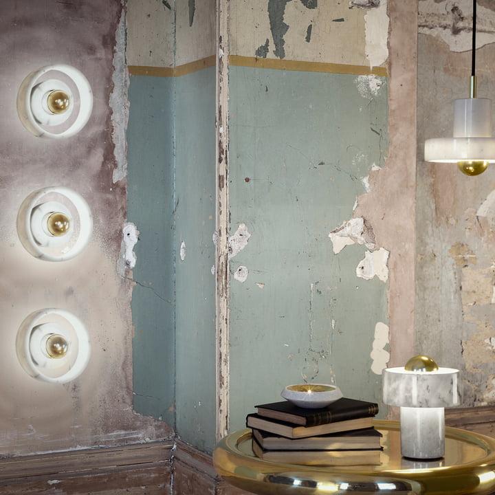 Stone lamper fra Tom Dixon