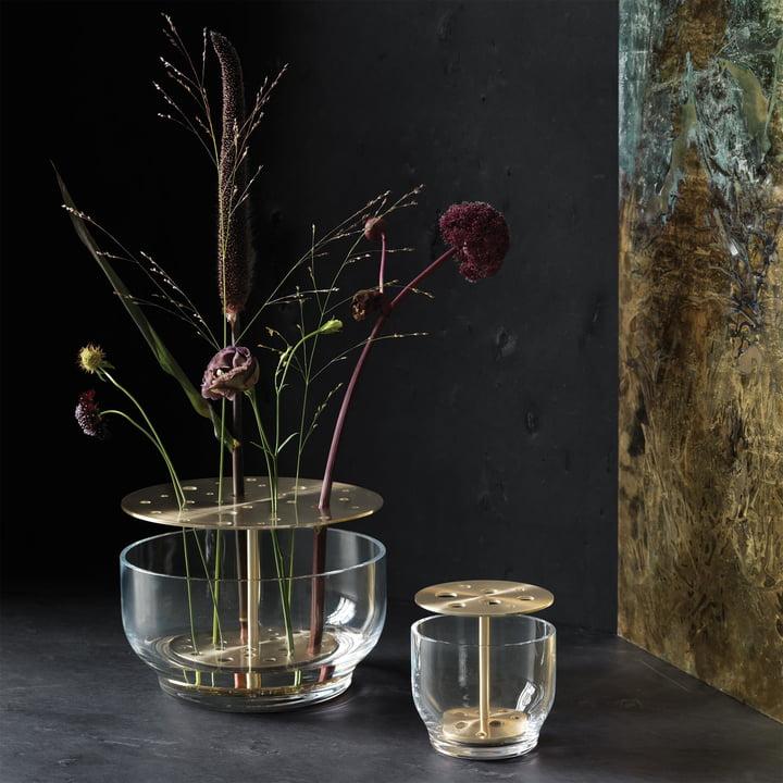 Ikebana vase fra Fritz Hansen: