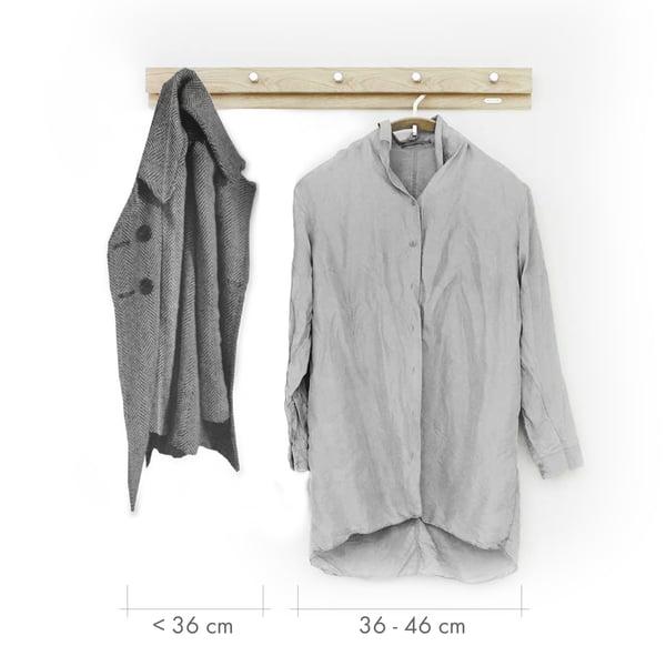 PUK hængende garderobe