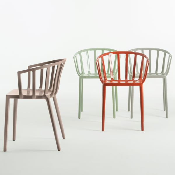 Kartell - Venice stol i forskellige farver