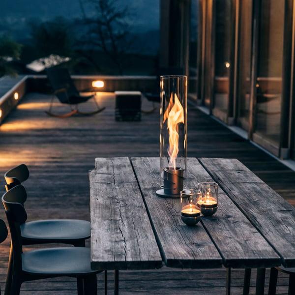 Spin bord ild fra höfats